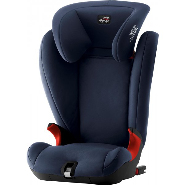 Römer Kidfix SL Black autosedačka 2019 Moonlight Blue