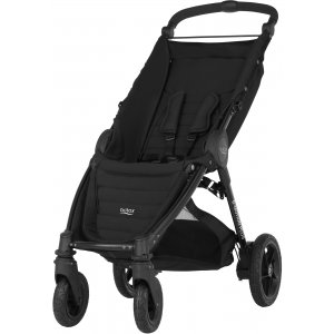 Britax B-Motion 4 Plus kočárek 2019/2020 Cosmos Black