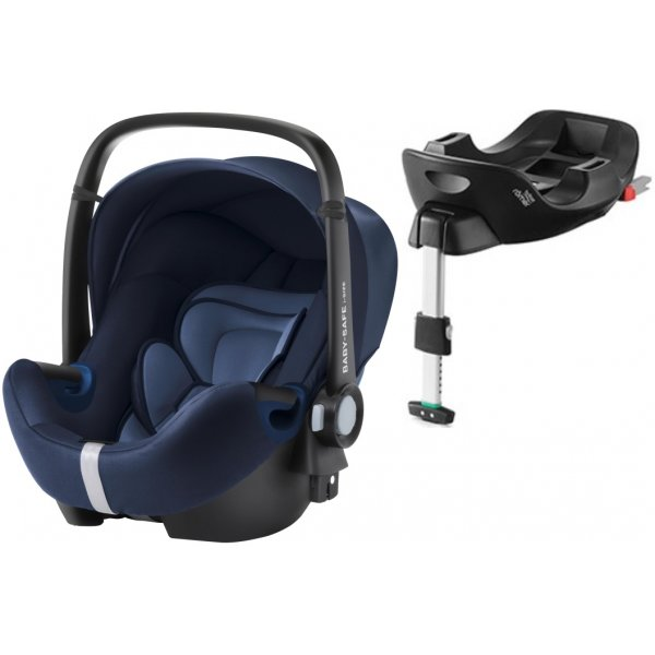 Römer Baby-Safe 2 i-Size Bundle Flex autosedačka 2020 Moonlight Blue