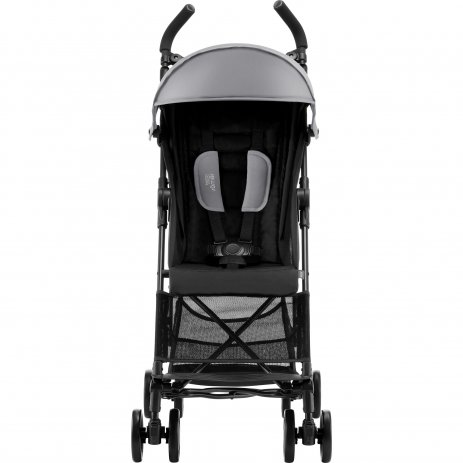 Britax Kočárek Holiday 2 2019 Steel Grey
