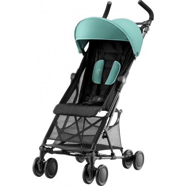 Britax Kočárek Holiday 2 2019 Aqua green