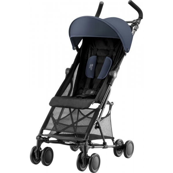 Britax Kočárek Holiday 2 2019 Navy Blue