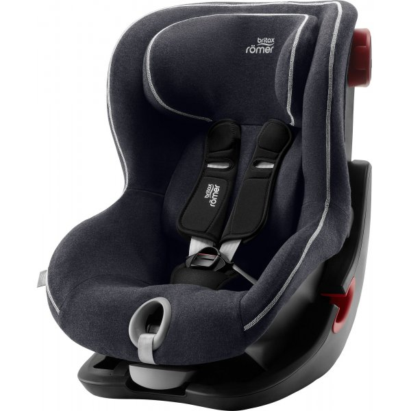 Römer Potah Comfort King II/ATS/LS 2019 Dark Grey