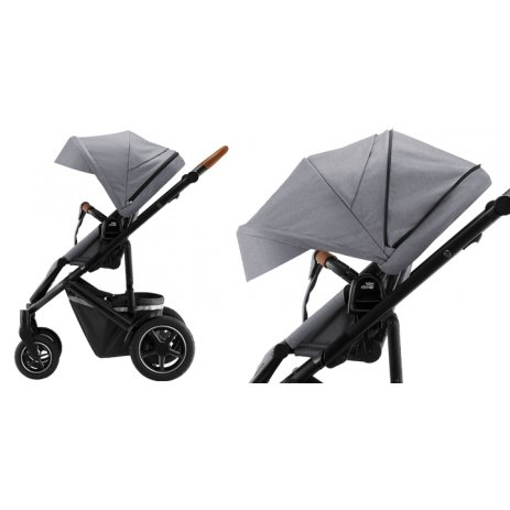 Britax Kočárek Smile III 2020 Space Black