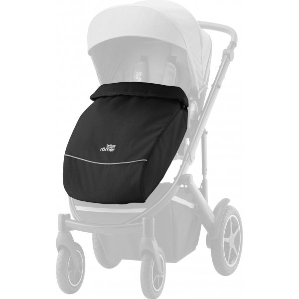 Britax Nánožník Smile III 2020 Space Black