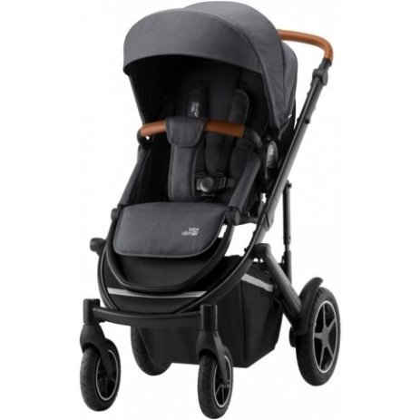 Britax Kočárek Smile III 2021 Midnight Grey